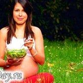 Харчування вагітних у другому триместрі