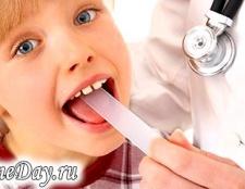 Фарингіт у дітей