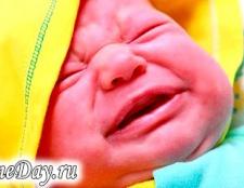 Як заспокоїти новонародженого