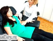 Масаж для вагітних