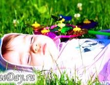 Чи потрібен дитині денний сон