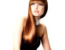 Особливості ламінування волосся желатином будинку