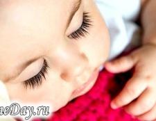 Плями у новонароджених