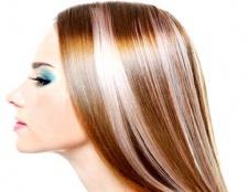 Правильно меліруем русяве волосся