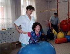 Реабілітація дітей з ДЦП