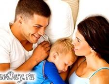 Дитина спить з батьками: за і проти